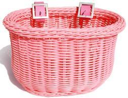 Colorbasket 01266 Front Handle Bar Kids Bike Basket, Water R