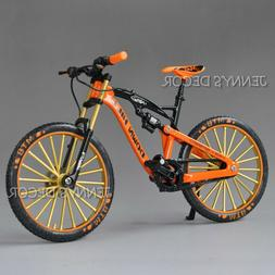1:10 Scale Diecast Metal Bicycle Model Toys DH Down Hill Ext