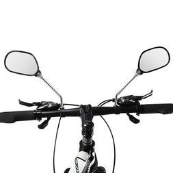 1 Pair Bicycle Handlebar Mirror Bicycle Bike Rearview Wide R