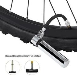 1 pcs Mini Bicycle Pump 120 PSI High Pressure Cycling Hand A