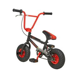 "10"" Mini BMX Bike Freestyle Trick Bicycle Fat Tire Steel Fra"