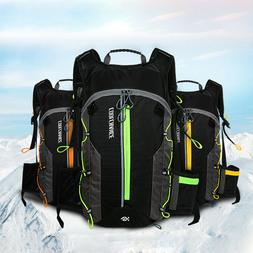 10L MTB Bicycle Cycling Backpack Hydration Pack Camping Wate
