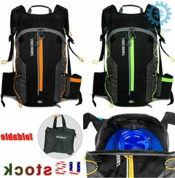 10L MTB Bicycle Cycling Backpack Lightweight Hydration Pack