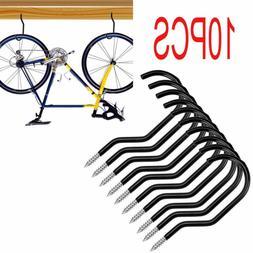 10X Cycling Bike Storage Garage Wall Mount Rack Hanger Bicyc