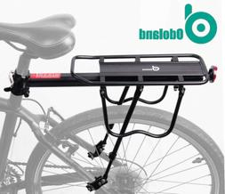 Rear Bike Rack Bicycle Cargo Rack Quick Release Alloy Carrie