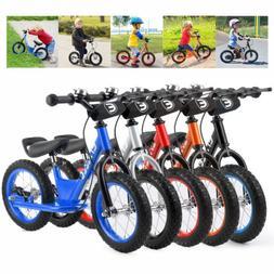 12''/14'' Sport Balance Bike No Pedal Cardio Walking Bicycle