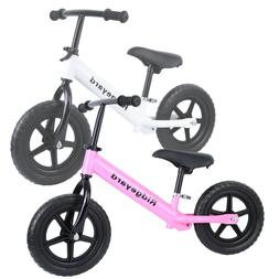 "Ridgeyard® 12"" Balance Bike Classic Kids Child No-Pedal Lea"