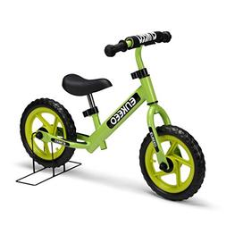 ENKEEO 12 Sport Balance Bike No Pedal Walking Bicycle with C