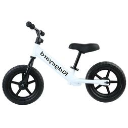 "Ridgeyard 12"" Childrens Balance Bike No Pedal Push Pre-bike"