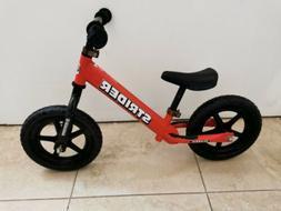 Strider 12 Classic Balance Bike - Red