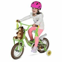 12 inch Masha and the Bear Bicycle with Training Wheels