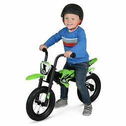 12 inch Hyper Moto Balance Bike Black