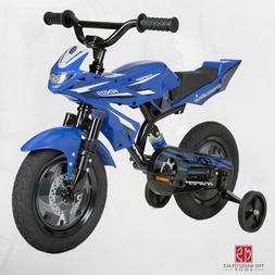"Kids Training Wheels Bike Hyper 12"" Speedbike Boys Bike Dura"