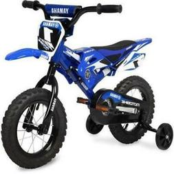 "12"" Yamaha Moto Child's BMX Best Bike For Kids Toddlers Girl"