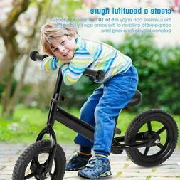 12inch Kids Balance Bike No-Pedal Learn To Ride Pre Bicycle