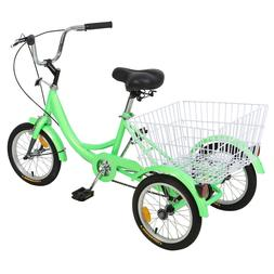 14 inch 3-Wheels Bike Bicycle Tricycle for 5-10 Year Kid Bic