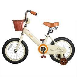 14 inch Girls Bicycle Stitch Forest Princess Kids Bike