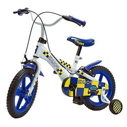 14'' Police Bike by Unbranded