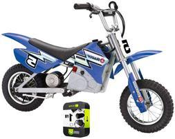 Razor 15128040 MX350 Dirt Rocket Electric Motocross Bike Age