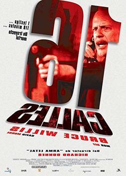 16 Blocks Poster Movie Spanish 27 x 40 Inches - 69cm x 102cm