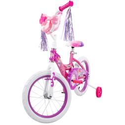 "Huffy 16"" Disney Princess Girls' Bike, Pink"