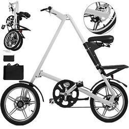 "16"" Folding Bike Poldable Bicycle Aluminum Alloy  Bicycle Bi"