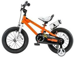 16 in. Freestyle BMX Kids Bike Boys Girls Training Wheels Or