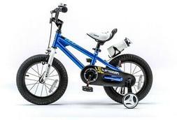 Royalbaby 16 In. Wheels Freestyle BMX Kid's BoyGirl Bikes Bl