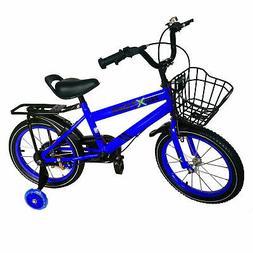 NextGen 16 Inch Childrens Kids Bike Bicycle with Training Wh