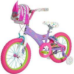 16 Inch Girls Bike Kids Bicycle Training Wheels Sports Dream