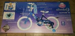Huffy 16 inch Girls Cinderella Bicycle with Training Wheels!