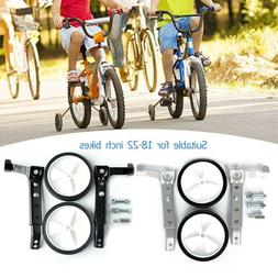 18- 24 Inch Wheel Bicycle Stabilisers Adjustable TrainingKid
