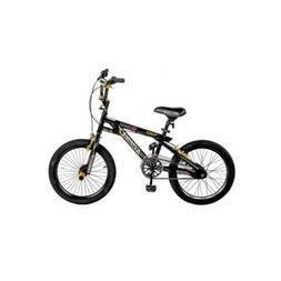 18 Inch Boy's Bicycle Strong Steel Frame Safe Braking Beginn
