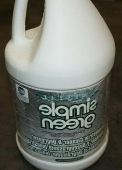 Simple Green 19128 Crystal Industrial Cleaner/Degreaser, 1 G