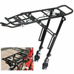 1pc Rear Bicycle Rack Heavy Duty Cycling Rack Cargo Bicycle