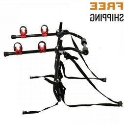 2 Bike Rack Hitch Mount Hatchback SUV Car Bicycle Cycling Ca
