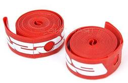 2-Pack FSA 700 x 17mm Nylon Road Bicycle Wheel Rim Strips /