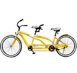 2 Seater Bicycle Built Two Person Tandem Bike Couples Bikes