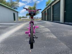 "Kent 20"" 2 Cool BMX Girl's Bike in Satin Purple"