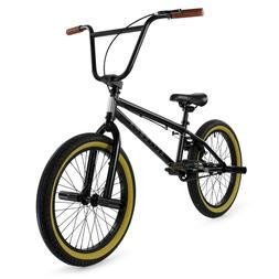 "Elite BMX 20"" Bike Stealth Freestyle Gunmetal NEW 2020"
