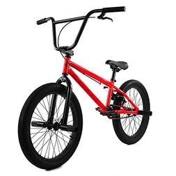 """Elite 20"""" BMX Bicycle The Stealth Freestyle Bike New 2019"""