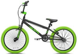 """KENT 20"""" BOY'S DREAD BMX BICYCLE,GREEN,FOR AGES 8-12"""