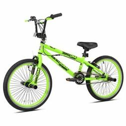 20' Boys Madd Gear Freestyle/BMX Bicycle, Green