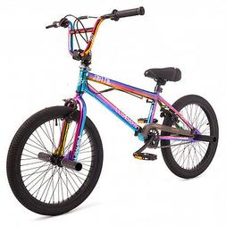 "20"" BMX FREESTYLE BIKE 😍 😱 CUSTOM PAINT!!! BICYCLE 360"