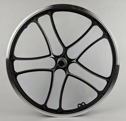 "20"" Front Mag Alloy Wheel Old School Cruiser Lowrider Trike"