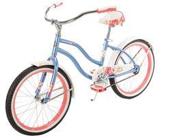 "Huffy 20"" Good Vibrations™ Girls' Cruiser Bike"