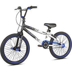 20 Inch Bike Boys  Adjustable Seat Ambush Tires Pedals Racin