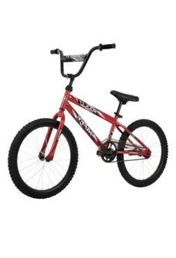 Huffy 20 Inch Boys Bicycle Rock It RED Boys Bike, EZ Build H