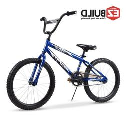 Huffy 20 Inch Boys Bike Rock It Boys' Bike, Royal Blue