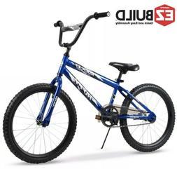 Huffy 20 Inch Boys Bike Rock It - BRAND NEW - Royal Blue - S